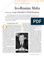 The Judeo-Russian Mafia - From the Gulag to Brooklyn to World Dominion