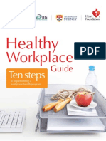 Healthy Workplace Guide