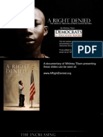 A Right Denied-The Critical Need for Genuine School Reform August 2013