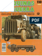 Maquinas de Guerra 110 - Vehiculos Pesados Modernos