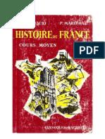Histoire de France (B-M) 03 Bonifacio-Maréchal CM1-CM2 Classiques Hachette - Copie