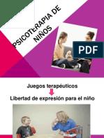 PSICOTERAPIA DE NIÑOS
