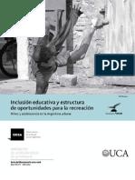Boletin Inclusion Educativa ODSA