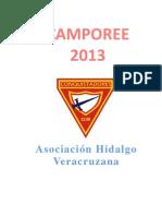Eventos Camporee Conquistadores 2013