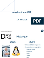 Introduction à Git