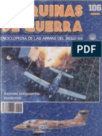 Maquinas de Guerra 106 - Aviones Antiguerrilla