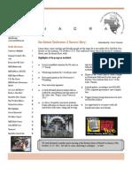 NACRA Newsletter F2011