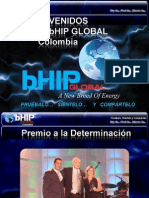 bHIP Global - Plan de Compensación.