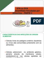 6 AULA - Doenças Veiculadas por Alimentos - PARTE 2
