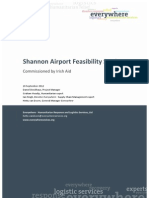 Shannon Airport Feasibility Study Report 2012-10-02