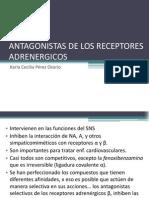 Antagonistas de Los Receptores Adrenergicos Recup