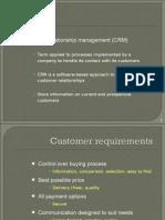 Customer Relationship Management Ppt