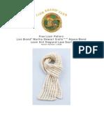 Crochet Pattern - L10236