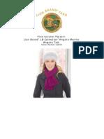 Crochet Pattern - L0307B