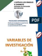 Variables de Inves