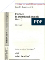 90103704 Fluency in Functional English Part I(1)