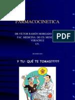FARMACOCINETICA Primer Tema Dr Morgado