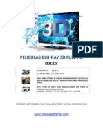 Catalogo 3D JUNIO