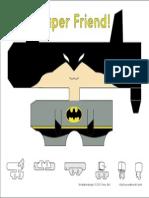 Batman Clasic by Drew Tetz