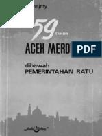 59 Tahun Aceh Merdeka - A. Hasjmy (1977)