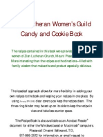Candy and Cookie Cook Book Scribd