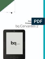 Actualizacion FW 2.5 Cervantes2