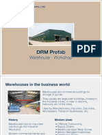 DRM Prefab Workshop & Warehouse