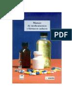 Manejo de Medicamentos y Farmacos Caducos