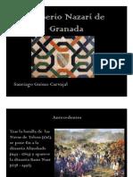 Unidad 8 Imperio Nazarí de Granada  - Santiago Guisao Carvajal