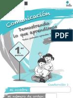 comunicación pruebas