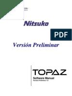 Manual Central Topaz 924