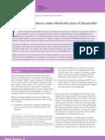 Bid_Notas Tecnicas Prevencion de La Violencia, 4 Consecuencias Economico-sociales de La Violencia