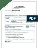 Guía de aprendizaje Segunda Semana (Planeación y Organización en el Trabajo) 551257
