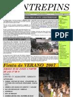 Boletín Nº50-Mayo 2007