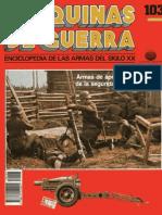 Maquinas de Guerra 103 - Armas de Apoyo de Infanteria de La Segunda Guerra Mundial