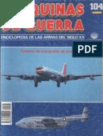 Maquinas de Guerra 104 - Aviones de Transporte de Posguerra