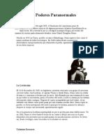 Los Poderes Paranormales.doc