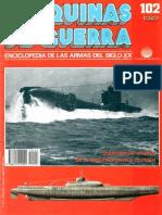 Maquinas de Guerra 102 - Submarinos Aliados de La Segunda Guerra Mundial
