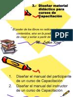 DISEÑO DE MATERIALES DIDACT.