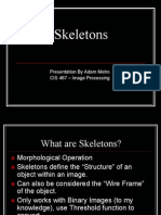 Skeletons in images