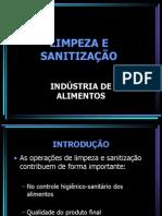 LIMPEZA-E-SANITIZAÇÃO