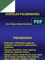 Doenças Pulmonares