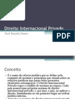 Direito Internacional Privado 1 - Slides