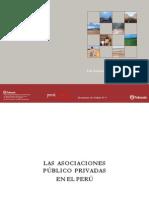 Asociaciones Publico Privadas en Peru