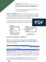 MODELAMIENTO DE DATOS CON ERWIN - UML- Aleksandr Quito Perez