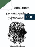 Aproximaciones-José Emilio Pacheco