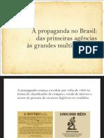 A Propaganda No Brasil