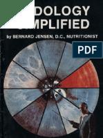 Bernard Jensen - Iridology Simplified