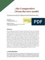 Kalyan Francois 2013 Freeing the Comparative Method Historical Glottometry Preprint