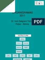 Organigrama de SEDES 2011